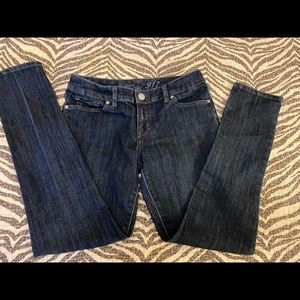 The Limited 917 ankle skinny jeans 6S